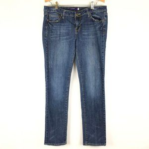 Vigoss Skinny Jeans Size 11 Juniors Medium Wash